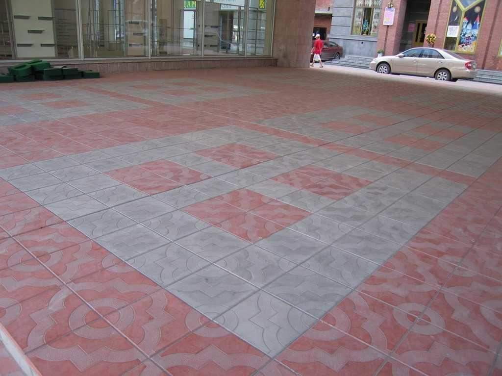 Тротуарная плитка 012 1024x767 - Тротуарная плитка (брусчатка)