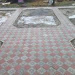 тротуарная плитка гжель