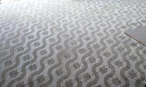 Тротуарная плитка Диско
